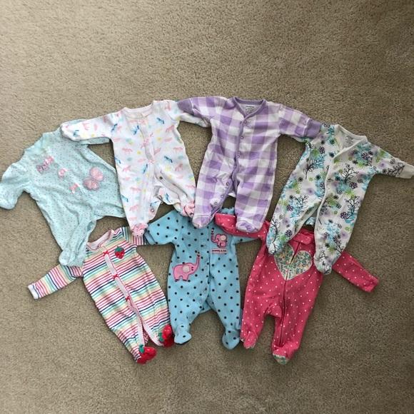 36ba33f4f Carter's One Pieces   Preemie Baby Girl Clothing   Poshmark